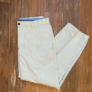 Brooks Brothers white dress pants